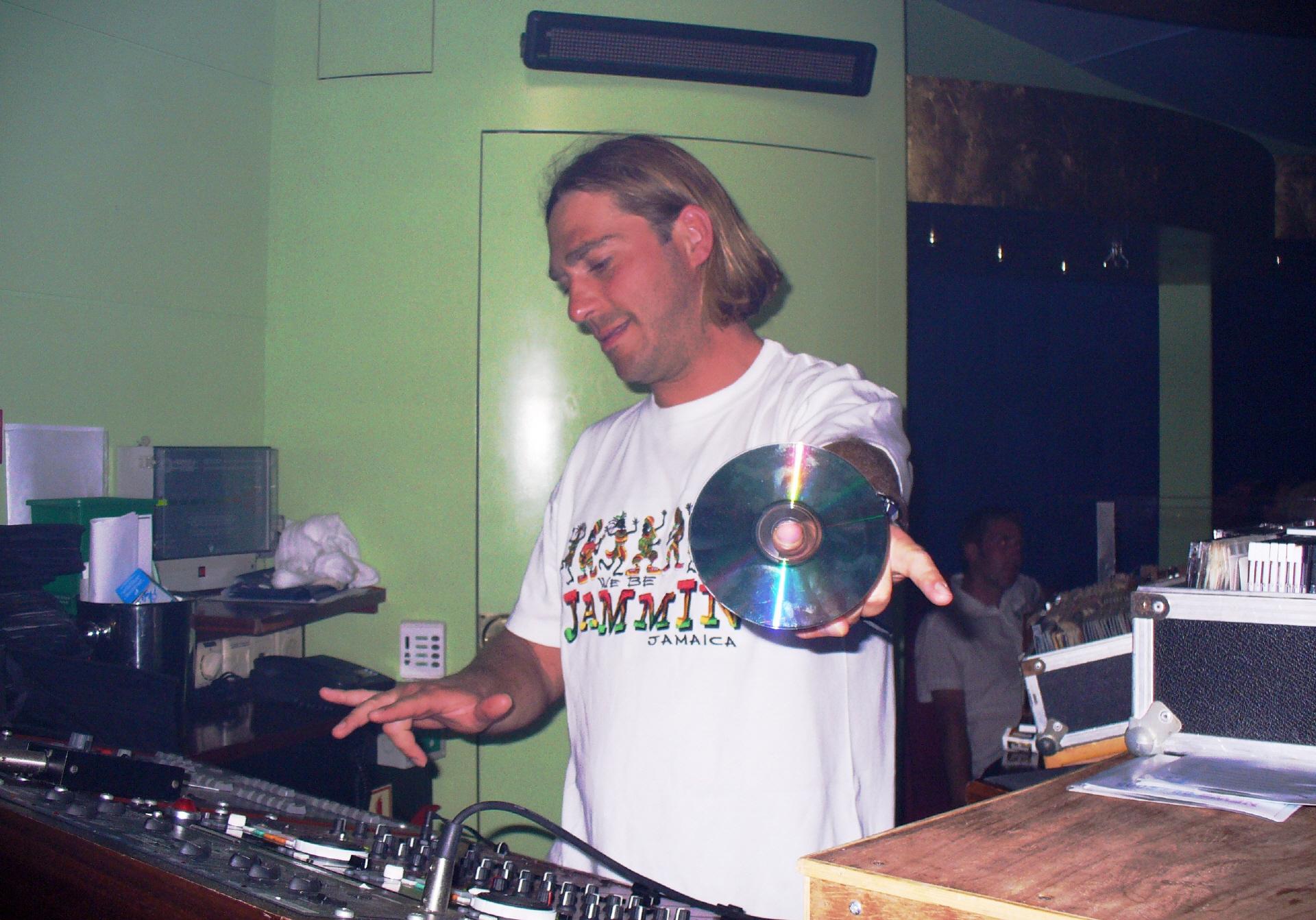 dj-bar-lounge Party Stimmung
