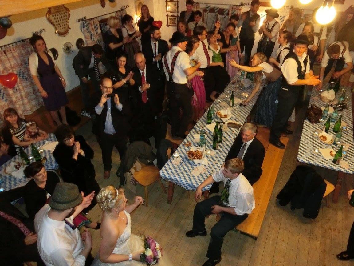 Brautverziehen# Brautstehlen mit DJ (2)