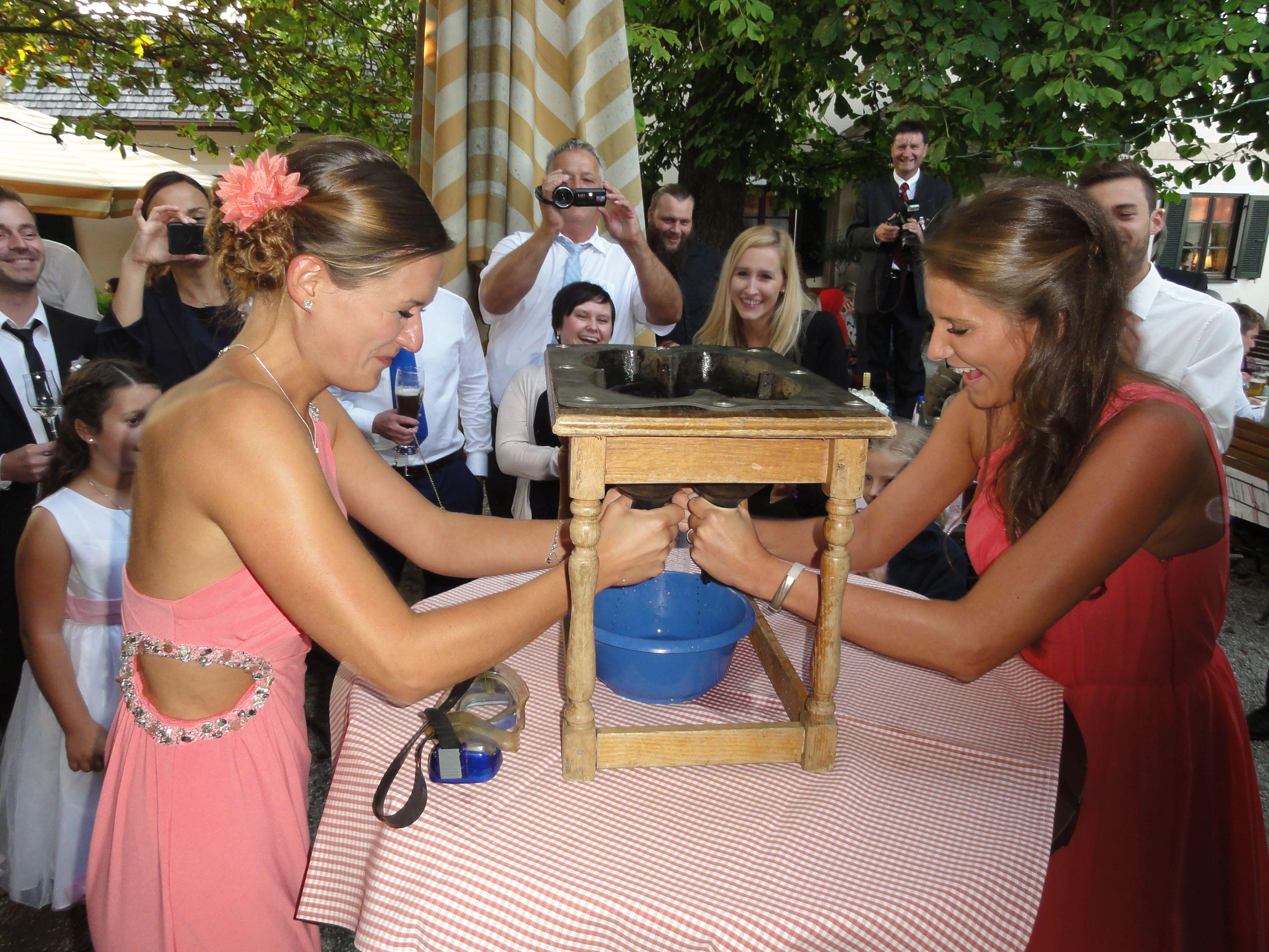 Brautverziehen# Brautstehlen mit DJ (5)
